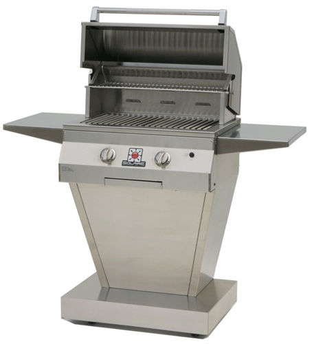"""27"""" Solaire Pedestal grill"""
